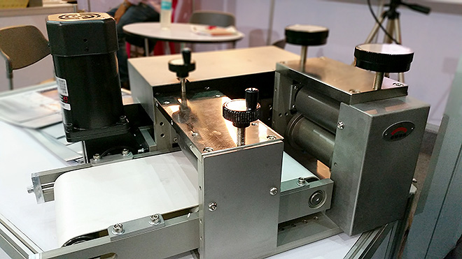 Flour Sheet Cutting Machine